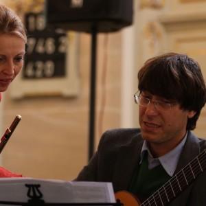 Konzert mit Joaquín Clerch