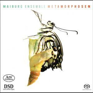 Veröffentlichung der Metamorphosen am 1. Oktober bei Ars Produktion